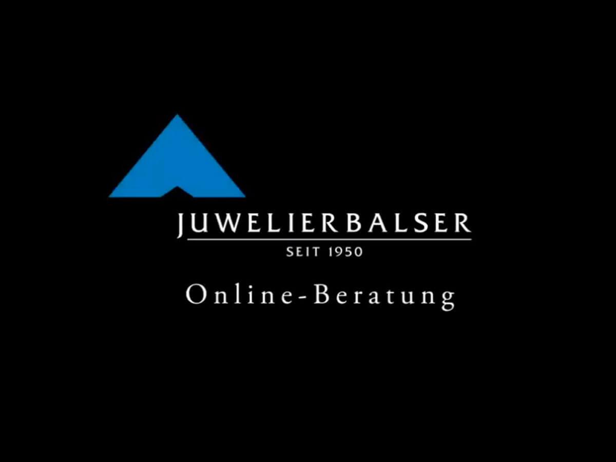 Juwelier Balser Onlineberatung